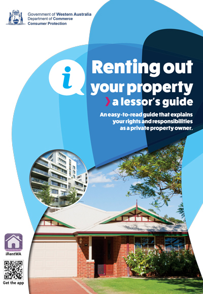 Renting out your property in Western Australia - a lessor's guide