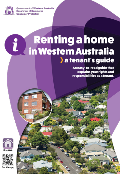 Renting a home in Western Australia - a tenant's guide